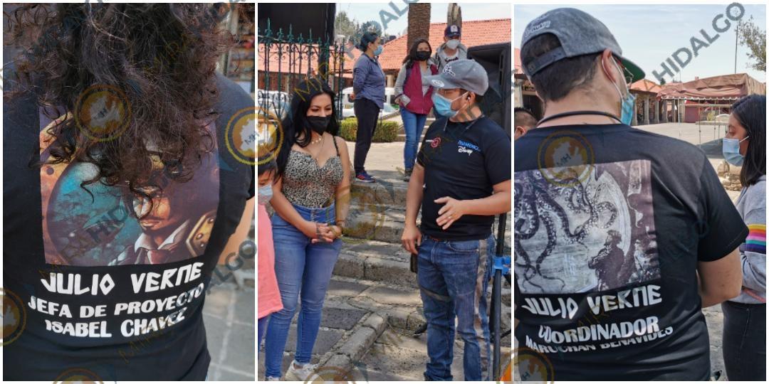 Buscan extras en Hidalgo para participar en serie protagonizada por Paty Cantú