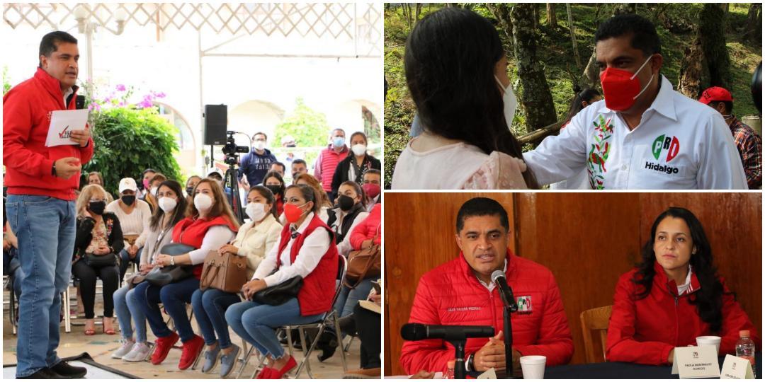 Indispensable ser autocríticos para llevar a buen puerto al PRI: Julio Valera