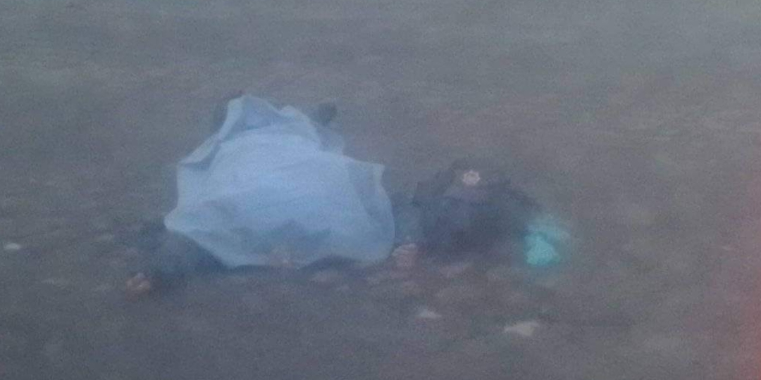 Muere hombre atropellado en el crucero de Acatlán, en Tulancingo